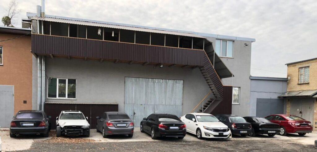 Центр кузовного ремонта Color GARAGE Киев